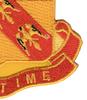 11th Field Artillery Battalion Patch