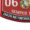 0651 Data Network Specialist MOS Patch | Lower Left Quadrant