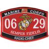 0629 Radio Chief MOS Patch