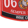 0619 Wire Chief MOS Patch | Lower Left Quadrant
