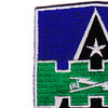 5th Brigade Combat Team 1st Armored Division Special Troops Battalion Patch STB-63 | Upper Left Quadrant