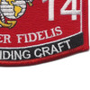 0314 Rigid Raiding Craft MOS Patch | Lower Right Quadrant