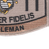 0311 Rifleman MOS Patch Desert | Lower Right Quadrant