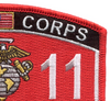 Marine MOS Patch 0311 Rifleman top right