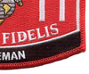 Marine MOS Patch 0311 Rifleman bottom right