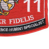 0211 Counterintelligence Humint Specialist MOS Patch   Lower Right Quadrant