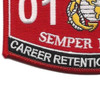 0143 Career Retention Specialist MOS Patch | Lower Left Quadrant