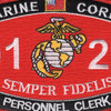 0121 Personnel Clerk MOS Patch | Center Detail