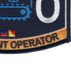 Seabee Construction Equipment Operator Patch Rating | Lower Right Quadrant