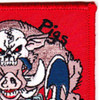 Sea Air And Land Special Forces Patch War Pigs | Upper Right Quadrant