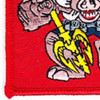 Sea Air And Land Special Forces Patch War Pigs | Lower Left Quadrant