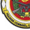 School Of Infantry Training Command Camp Patch | Lower Left Quadrant