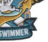 SAR Search & Rescue Swimmer Badge Patch Color   Lower Right Quadrant