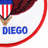 San Diego Air Station California Patch   Lower Right Quadrant