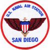 San Diego Air Station California Patch