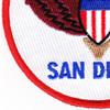 San Diego Air Station California Patch   Lower Left Quadrant