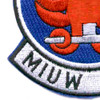 RP-MIUW-2122 Mobile Inshore Undersea Warfare Unit Vietnam Patch   Lower Left Quadrant