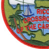 Roosevelt Roads Puerto Rico Naval Station Patch | Lower Left Quadrant