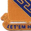 59th Infantry Regiment Patch Let Em Have It | Lower Left Quadrant