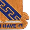 59th Infantry Regiment Patch Let Em Have It | Lower Right Quadrant