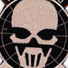 5 Sfg Certified Ghost Recon Patch Hook And Loop | Center Detail