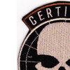 5 Sfg Certified Ghost Recon Patch Hook And Loop | Upper Left Quadrant