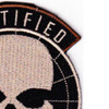 5 Sfg Certified Ghost Recon Patch Hook And Loop | Upper Right Quadrant