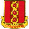 599th Field Artillery Battalion Patch