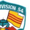 RIVDIV 54 River Division Fifty Four Patch Viet-Nam   Upper Right Quadrant