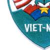 RIVDIV 54 River Division Fifty Four Patch Viet-Nam   Lower Left Quadrant
