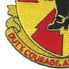 598th Field Artillery Battalion Patch | Lower Left Quadrant