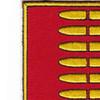 597th Field Artillery Battalion Patch | Upper Left Quadrant