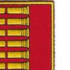 597th Field Artillery Battalion Patch | Upper Right Quadrant