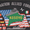 Operation Allied Force Patch | Center Detail