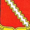 594th Field Artillery Battalion Patch | Center Detail