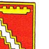 594th Field Artillery Battalion Patch | Upper Right Quadrant