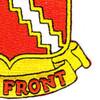 594th Field Artillery Battalion Patch | Lower Right Quadrant
