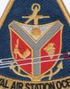 Oceana Virginia Naval Air Station Patch