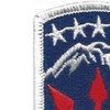 593rd Sustainment Brigade Patch | Upper Left Quadrant