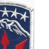 593rd Sustainment Brigade Patch | Upper Right Quadrant