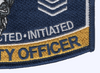 Chief Petty Officer Hat Patch