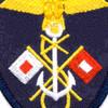 593rd Airborne Signal Battalion Patch | Center Detail