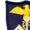 593rd Airborne Signal Battalion Patch | Upper Left Quadrant