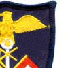 593rd Airborne Signal Battalion Patch | Upper Right Quadrant