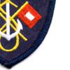 593rd Airborne Signal Battalion Patch | Lower Right Quadrant