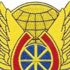 58th Transportation Battalion Patch | Center Detail
