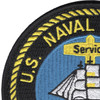 Newport Naval Station Rhode Island Patch | Upper Left Quadrant