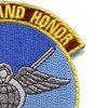 58th Rescue Squadron Patch Hook and Loop | Upper Right Quadrant