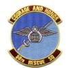58th Rescue Squadron Patch
