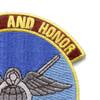58th Rescue Squadron Patch | Upper Right Quadrant